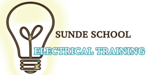 Sunde School Electrical Training